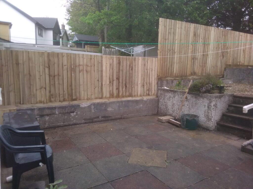 Garden Fencing Services Bridgend