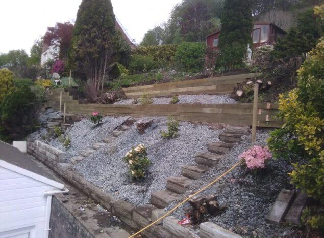 landscaping port Talbot