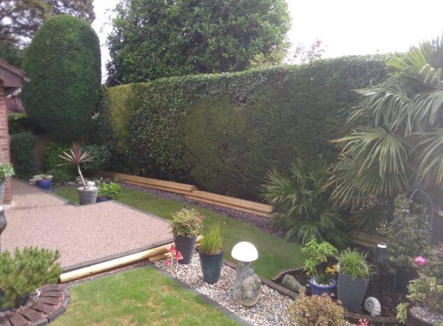 landscaping bridgend