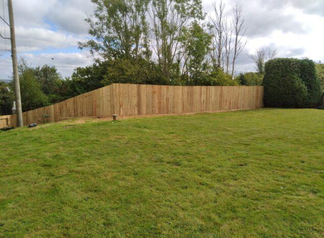fencing services bridgend